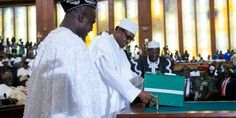 Buhari presents 2018 budget to N'Assembly Tuesday