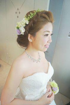 板橋蘿亞手工婚紗Royal handmade wedding dress 婚禮造型 新娘祕書 新祕 Aly