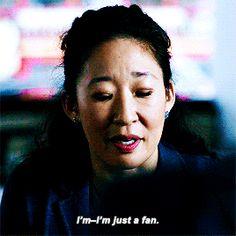 Celebrity Gossip With Commentary Sandra Oh, Cristina Yang, Jodie Comer, Grey's Anatomy, Celebrity Gossip, Bbc, Tv Series, Netflix, Gifs