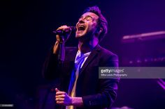Shane Filan performs at St David's Hall on March 9, 2016 in Cardiff, Wales.