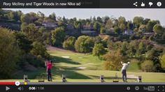 Rory McIlroy VS Tiger Woods | DennisPolman.com
