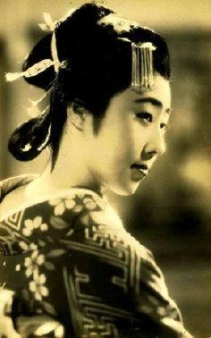 Yamada Isuzu (山田五十鈴) 1917-2012, Japanese Actress