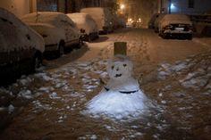 Ronda se queda incomunicada por la fuerte nevada - La Opinión de Málaga