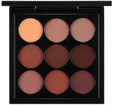 M·A·C 'Burgundy Times Nine' Eyeshadow Palette #beauty #products #mac #makeup #palette