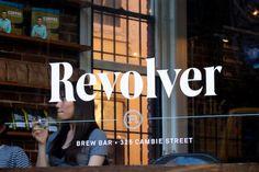 Revolver Coffee - Vancouver, Canada