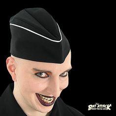Calot Gothique 'Coma Black'