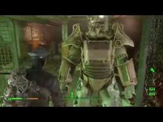 Fallout 4 - Lets Play - West Roxbury Station - YouTube