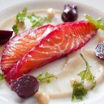 Beetroot Cured Salmon Recipe with Halen Mon Sea Salt