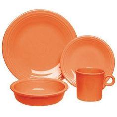 fiestaware - tangerine