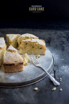 Lilikoi Passionfruit Curd Cake | Cake Recipes, Cakes and Recipe