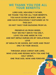 Thanksgiving Prayer, Answered Prayers, Now And Forever, Greed, Thank God, Heavenly Father, Our Body, Holy Spirit, Psalms