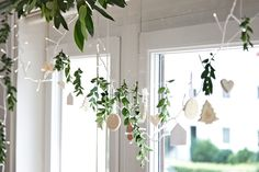 Hanging Garden - How To Hack The Holidays With IKEA - Photos