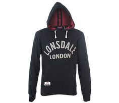 Hooded Top Black - Apparel - Boxing