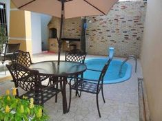 Pergola Ideas For Patio Patio Chico, Shade Landscaping, My Pool, Small Pools, Swimming Pool Designs, Pergola Designs, Pergola Ideas, Outdoor Furniture, Outdoor Decor