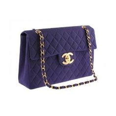 Chanel Quilted Chain Bag ...malleries