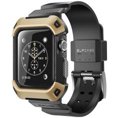 Supcase Unicorn Beetle PRO Rugged with Strap Bands Apple Watch 42mm