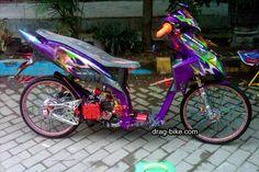 Techno, Vario 150, Drag Bike, Mitsubishi Pajero, Street Racing, Drag Racing, Honda, Motorcycle, Dan