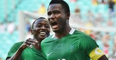 SPORTS: World Cup Qualifiers: Ighalo and Mikel Score as Super Eagles Destroy Cameroon 4-0