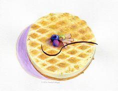 Kendyll Hillegas : Cheesecake