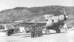 SM.79 Sparviero - Sebastiano Casella airfield