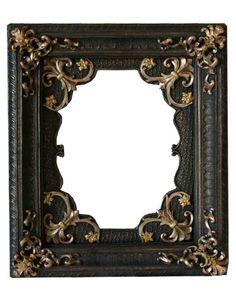Victorian gothic frame