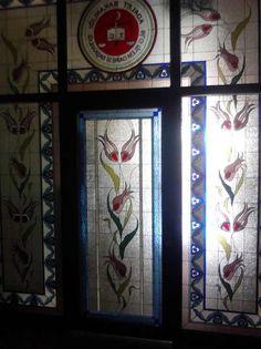Vitray kapı,  vitray kapi,  kapı vitrayı, kapi vitrayı,
