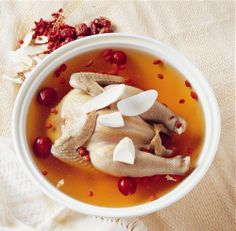 Diet therapy of TCM