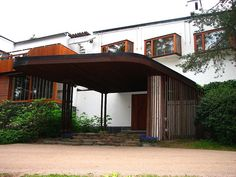 Alvar Aalto, Villa Mairea (Noormarkku, Finland)