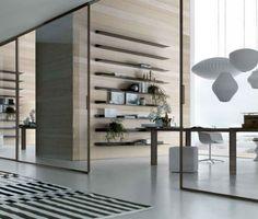 Sliding Doors: Sleek Room Dividers Separate Spaces in Style
