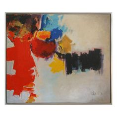 Danish abstract composition