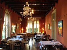 Restaurant Can Baladia, Argentona