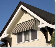 Series 3700 Outdoor Window Awning