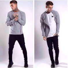 http://chicerman.com  gfnclothing:  Wear it your way. www.gfnclothing.com #GoodForNothing  #summerlook
