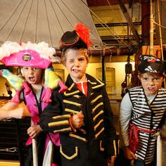 """SouthAustralianMaritimeMuseum (@sa_maritime_museum) en Instagram: """"Arrrrr me hearties! Are ye ready to party like pirates?? Today is International Talk Like A Pirate…"""""""