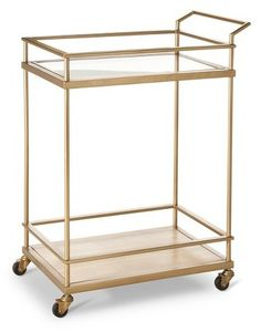 Target Threshold™ Bar Cart - Gold
