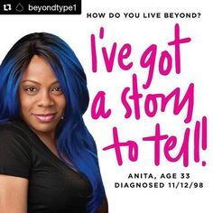 "#Repost @beyondtype1 with @repostapp  Meet @anita_nicole_brown ""Aspiring actress ballroom dancer and trained combat fighter I just live life I embrace it and I go. After losing the ability to walk in 1999 due to diabetic nerve damage being able to rise above is why I'm still here. When it is my time to go it will be because my story is done but until then LET's GO LIFE! I've got a story to tell.  My name is Anita and THIS is how I live beyond."" #T1D #BeyondType1 #Type1 #Type1Diabetes…"