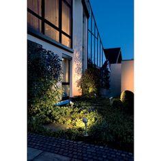 SLV 230545 EASYLITE Garden Spike GU10 Outdoor Ground Light Stone Grey