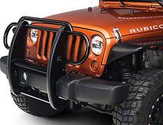 2016 jeep wrangler grill guard