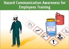 Hazard communication awareness training includes the the Globally Harmonized System of Classification and Labeling of Chemicals (GHS) rules