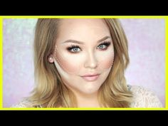 makeup techniques | nikkietutorials | hightlighting | contouring