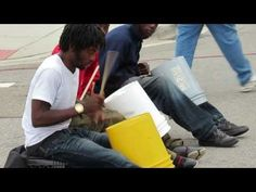 Central Park bucket Drummers - Google Search