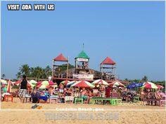 Best Candolim Beach Goa India. tour india, travel India, Memorable tour india