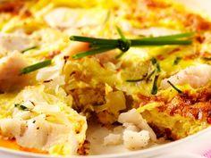 Heerlijk eiergerecht uit de oven