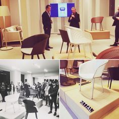 """presenting new chair """"Stampa"""" for KETTAL in our Paris store Boulevard Malesherbes) Paris Store, Paris Design, Dining Table, Cocktail, Events, Chair, Party, Instagram Posts, Outdoor"""