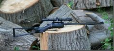 Ultralight Backpacking Rifle – The Ruta Locura Pack Rifle Kit (PRK) - With scope 1.5 lbs