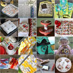 25 home organization sewing tutorials