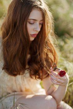 Farb-und Stilberatung mit www.farben-reich.com - Soft Autumn | Lace and Tea