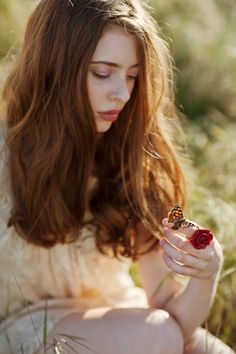 Soft Autumn Haircolor Soft Autumn | Lace and Tea