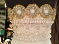 .princess serenity cosplay gown detail