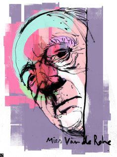 Mies Van de Rohe by Patrick Morgan